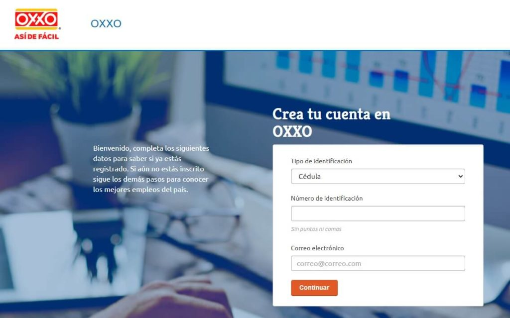Oferta de empleo de oxxo colombia