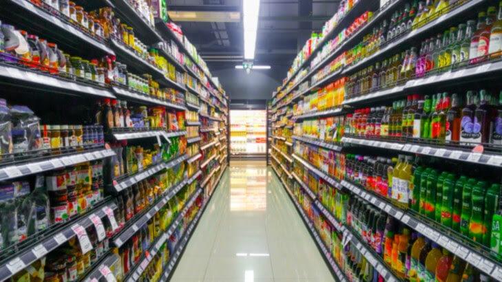 Reponedor de supermercado