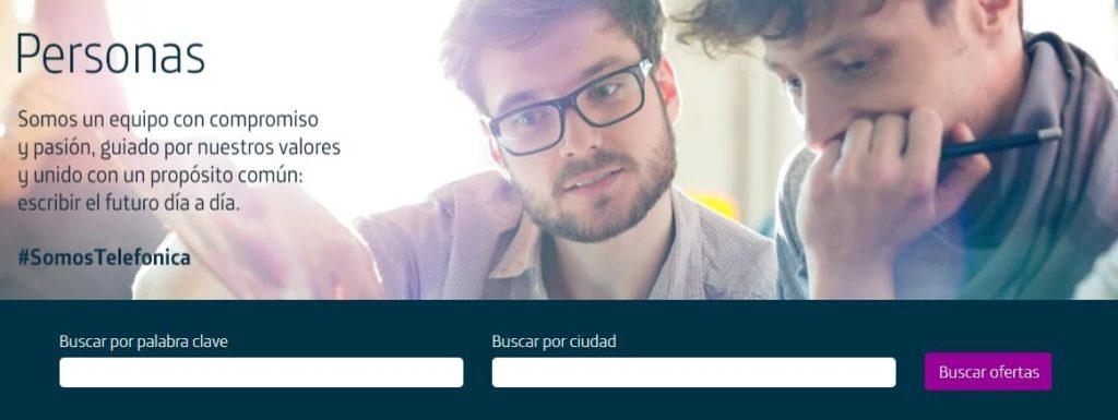 Empleo Movistar