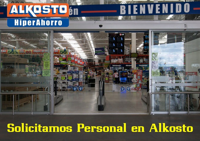 Empleo en ALkosto
