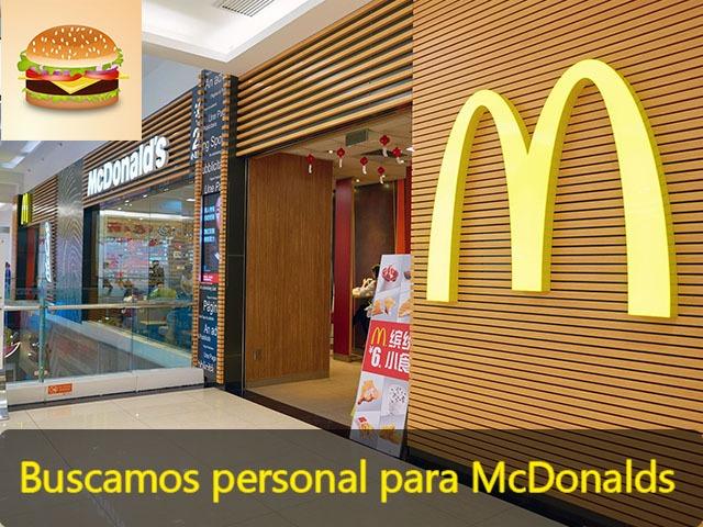 Empleos McDonald's