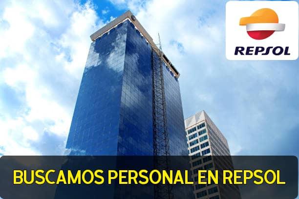 Bolsa de empleo Repsol