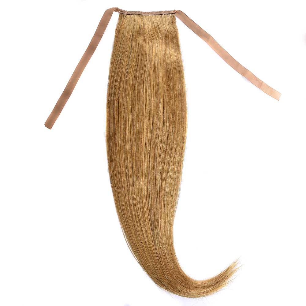 Cozi Par Natural 50cm 100gr Blond Miere #27