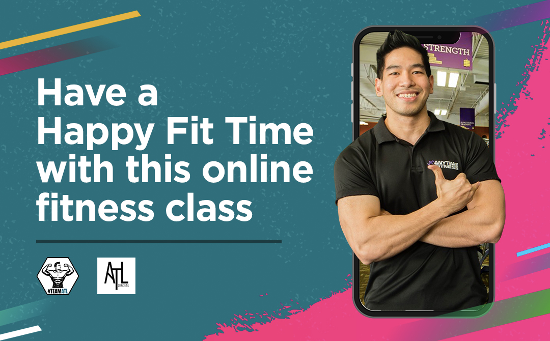 Home workout with Megaworld Lifestyle Malls