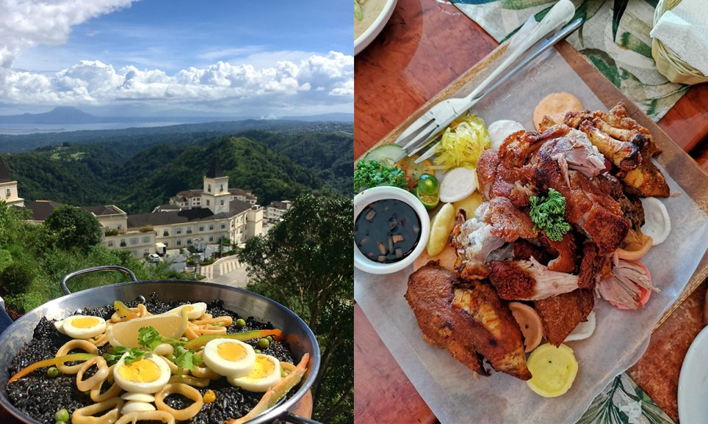 Comida de Lola: Where To Eat In Tagaytay With View