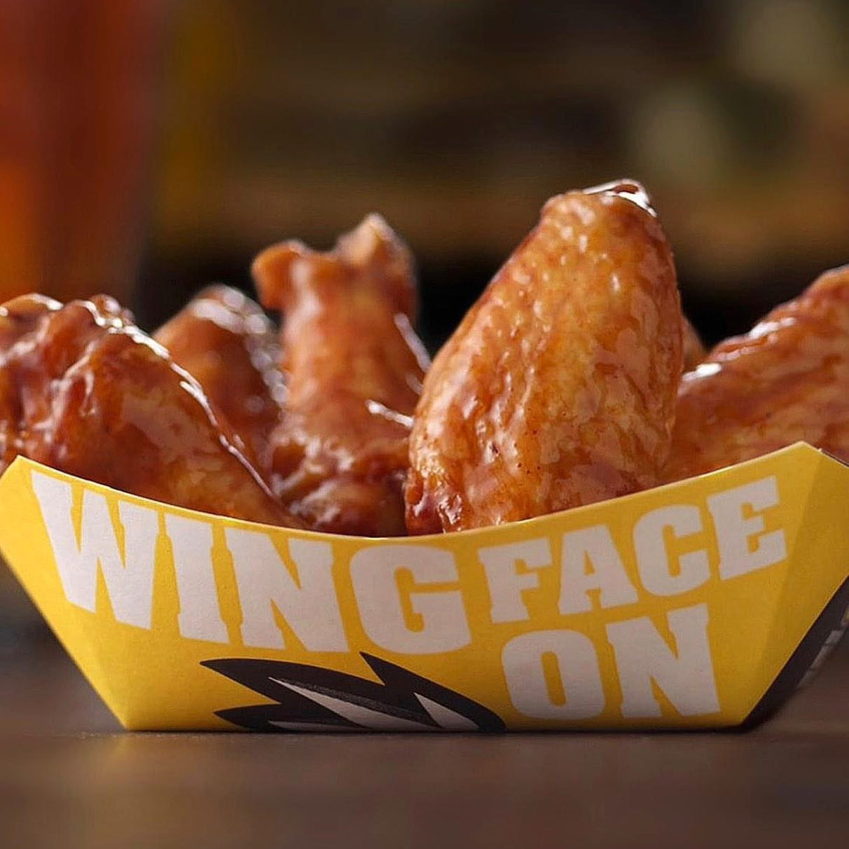 Buffalo Wild Wings' Traditional Chicken Wings
