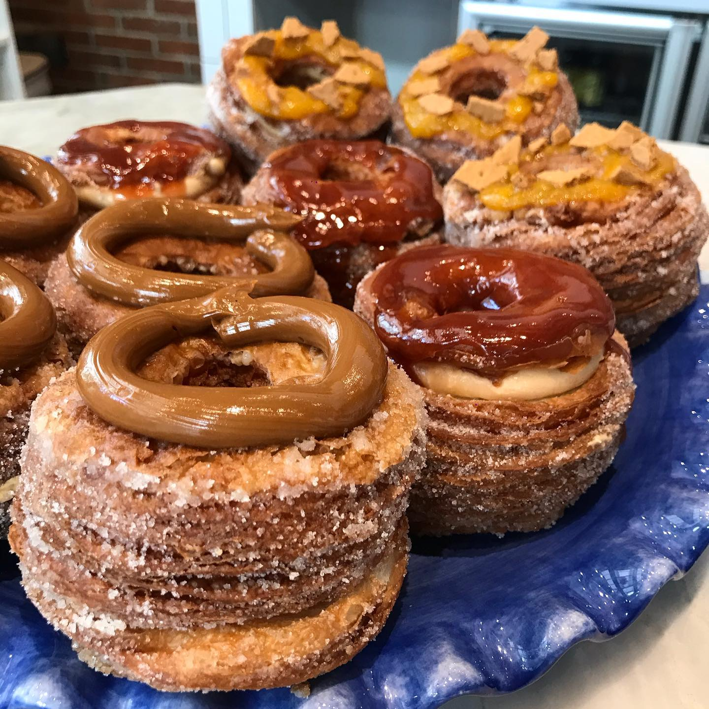Cronuts from Wildflour