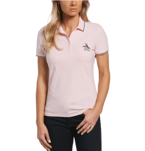 Elevate her everyday style with Penguin's timeless polo
