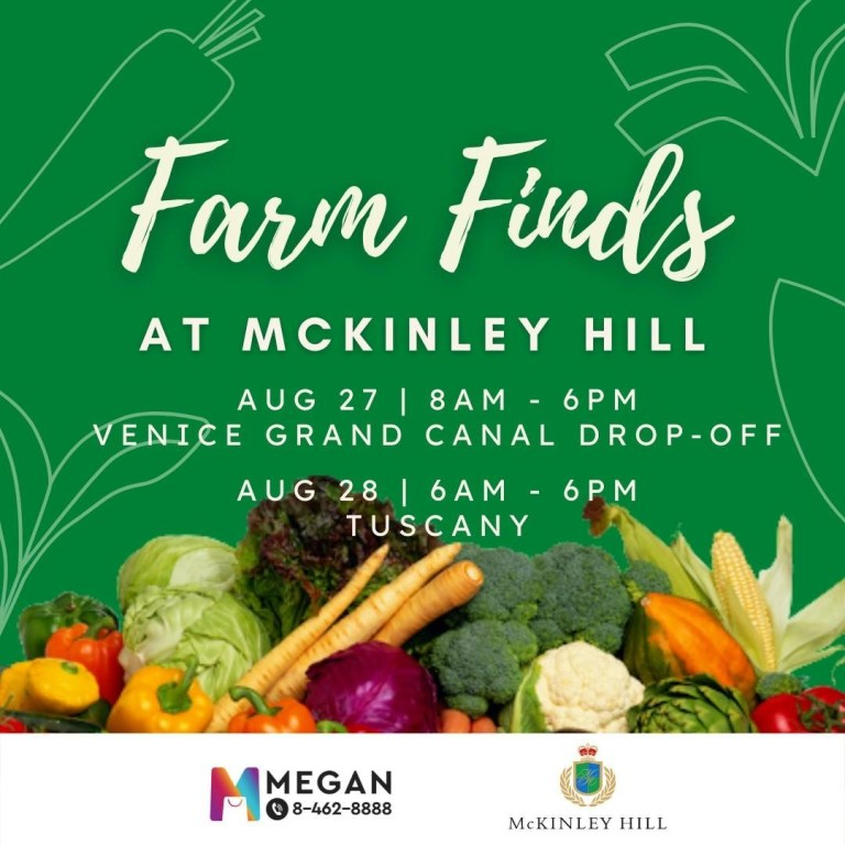 Farm Finds at McKinley Hill. August 27-28, 2021.