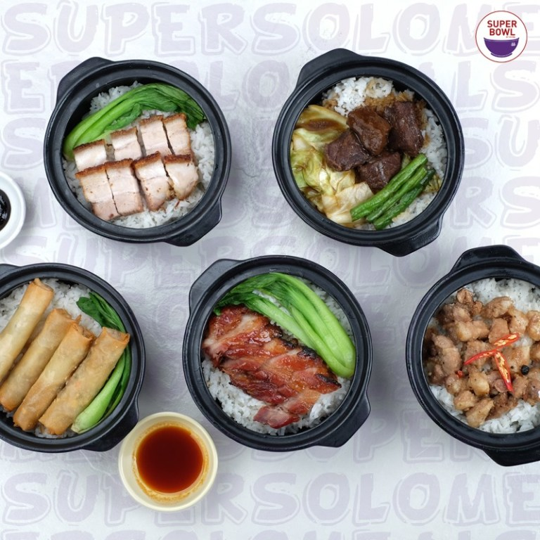Super Bowl of China. Contact them at: (02) 8687 7767 ECQ Store hours: 10:00am to 9:00pm