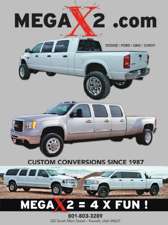 6 Door Ford Truck For Sale : truck, Dodge, DoorMEGA