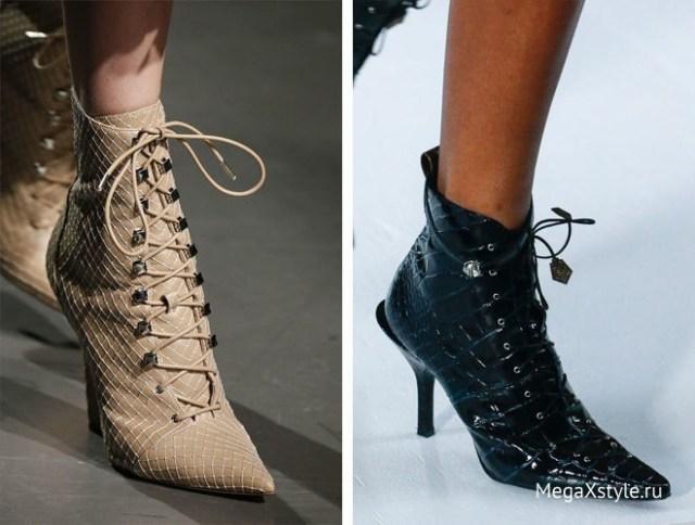 Какая обувь будет в тренде весной 2019 года?