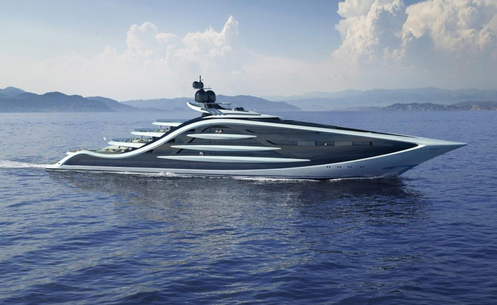 Andy Waugh yacht