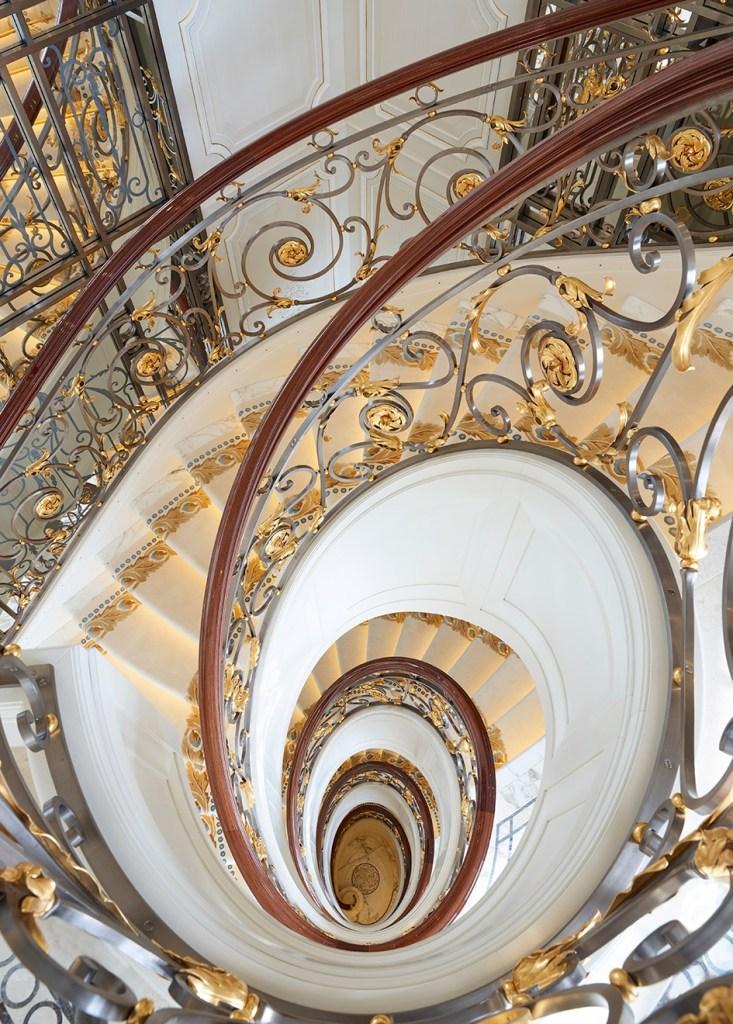 breathtaking staircase