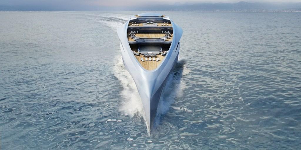 World Largest Super Yacht
