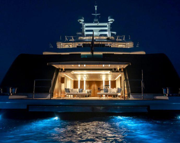 illusion plus mega yacht
