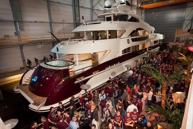 Heesen Launches Quinta Essentia Its Largest Megayacht