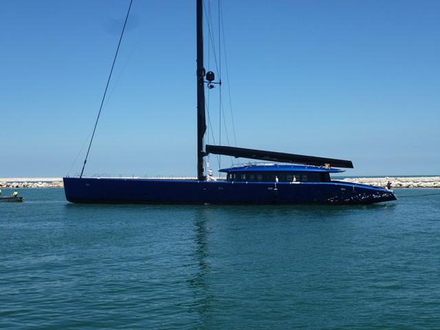 Wally Splashes New Sailing Megayacht Better Place