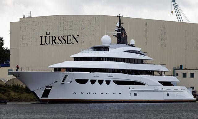 Lrssen Launches Bellissimo Now Named Quattroelle