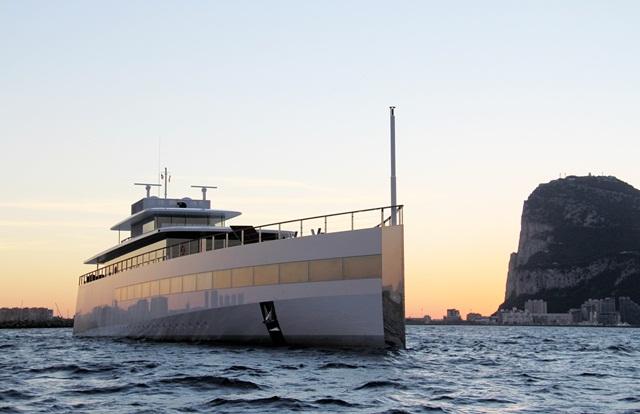 Feadships Venus En Route Megayacht News