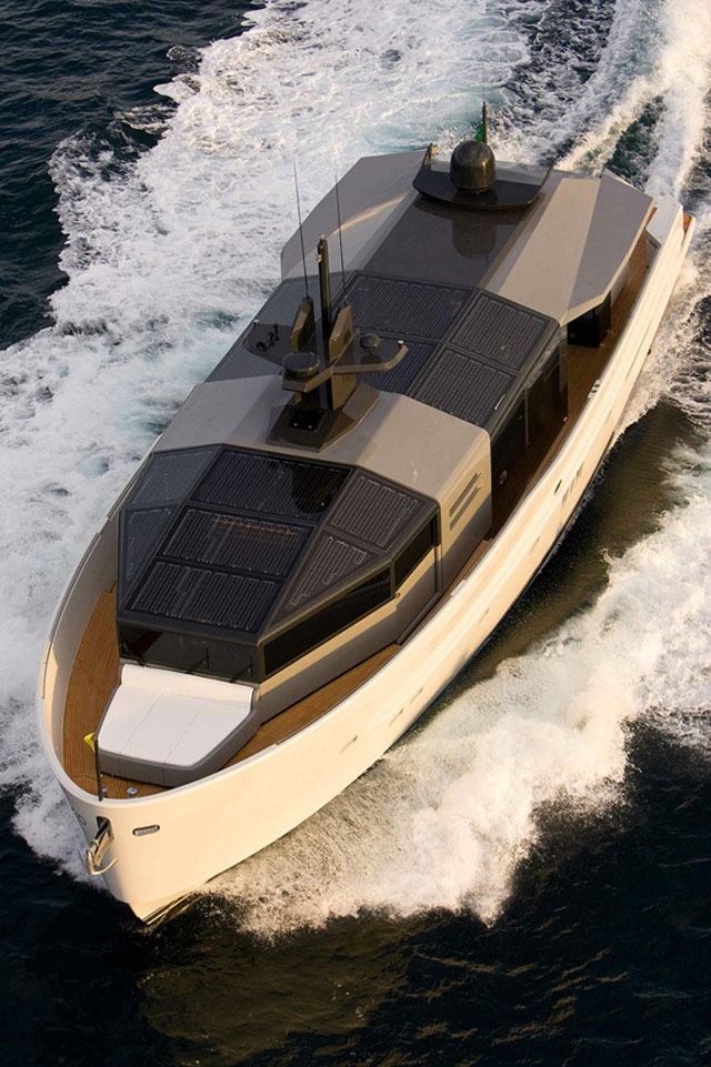 Arcadia 85 Premiering With New Layout Megayacht News