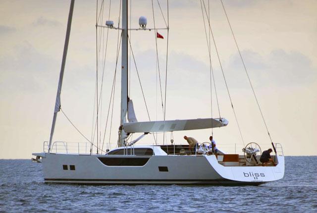Bliss II By Beiderbeck Designs Megayacht News