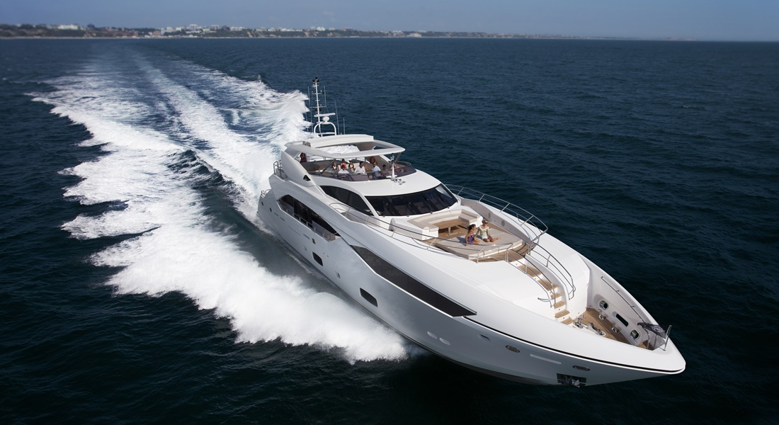 Sunseeker 115 Sport Yacht Gallery Megayacht News