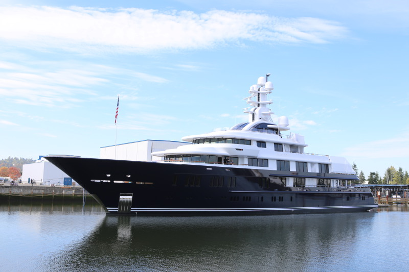 Albatross One Of Deltas Biggest Yachts Yet Megayacht News