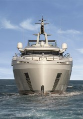 Wider 150 superyacht
