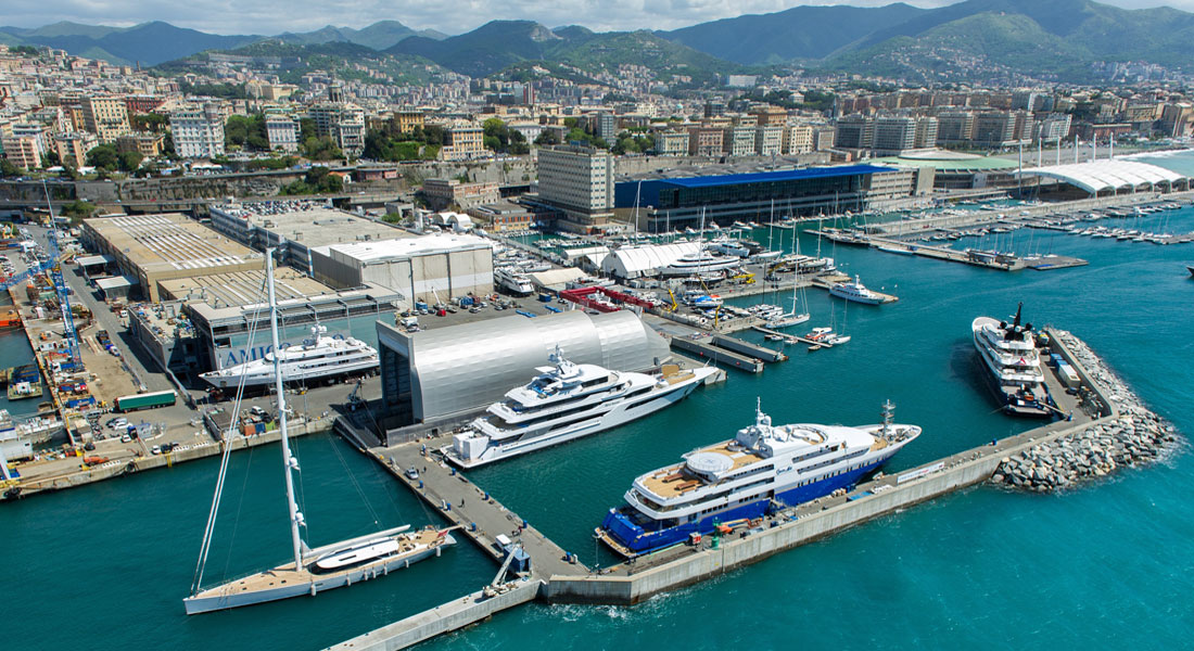Home Page Megayacht News