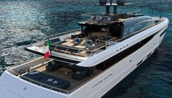 Baglietto 43M Explorer Unites Workboats, Warships, & Yacht