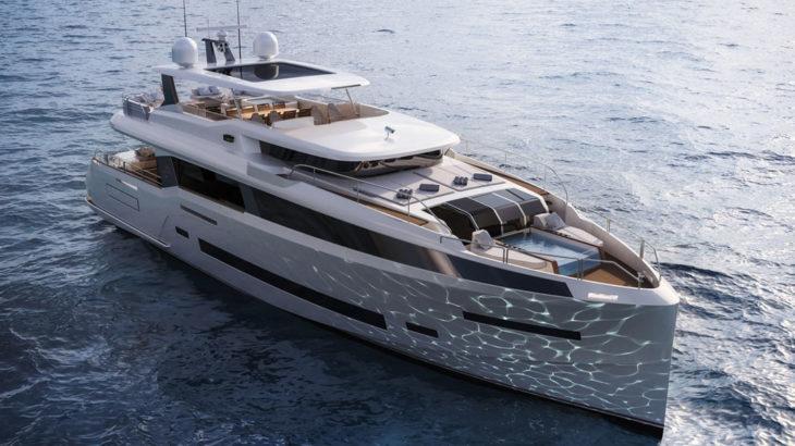 Sirena 85 Turkish Yards First Superyacht Megayacht News