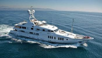Talisman Maiton: TV's New Star, & How to Charter Her