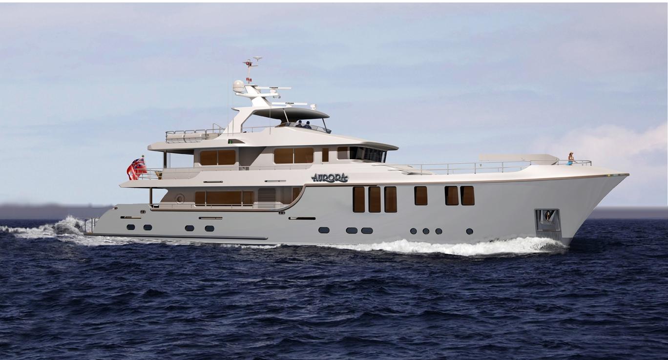 Nordhavn Sells Largest Model To Date Megayacht News