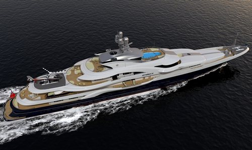 Saw Jimmy Pattisons Nova Spirit Yacht MemeBee Van4um