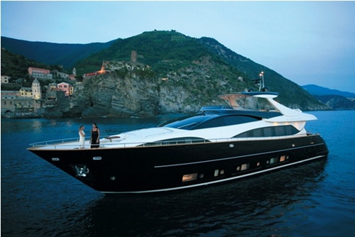 Megayacht News Onboard Riva 92 Duchessa Megayacht News