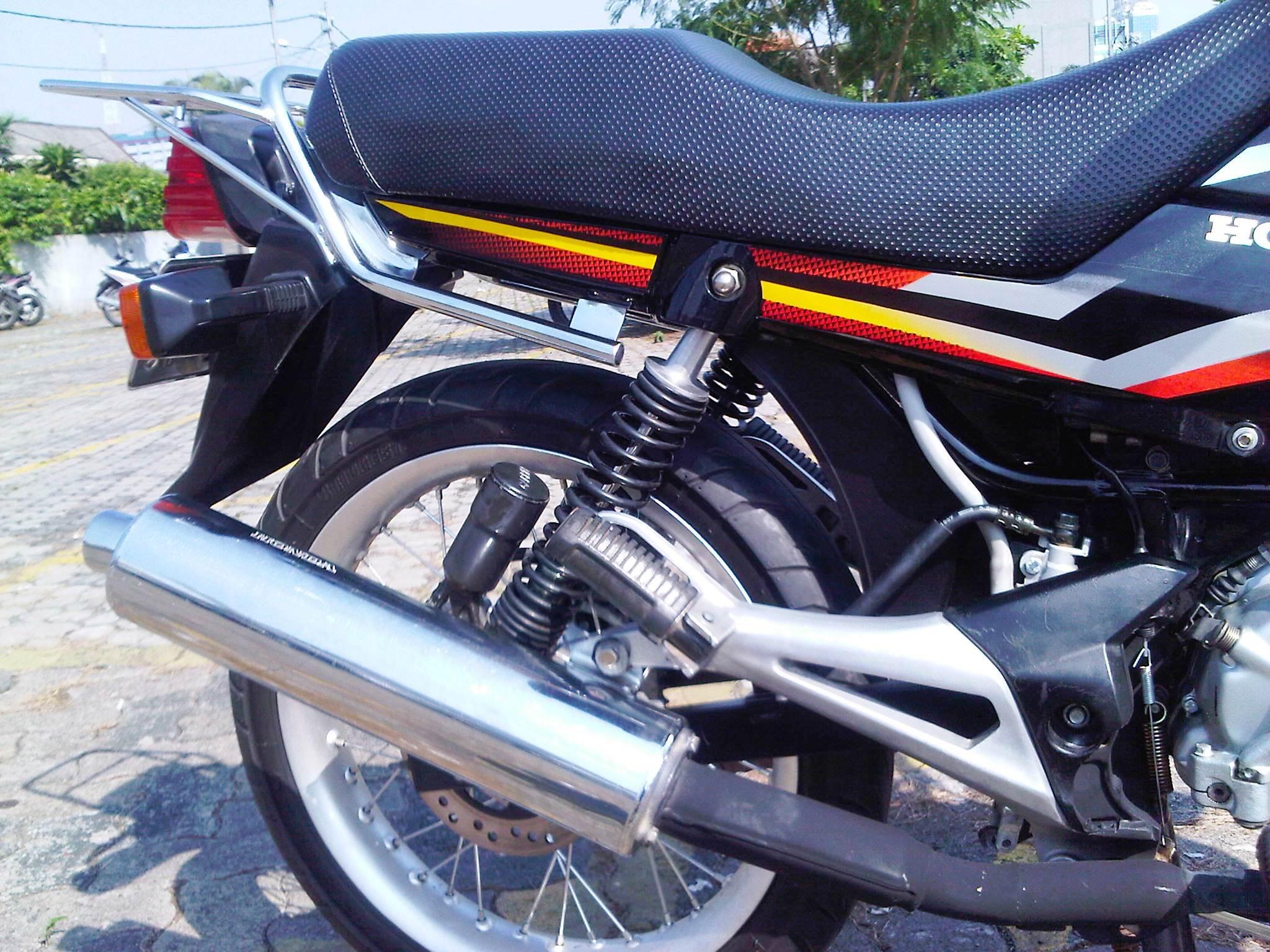 Sejarah Singkat Honda Win Di Indonesia 1984  2005  The