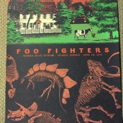 Foo Fighters Atlanta April 2018