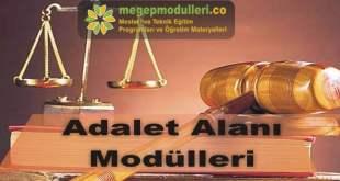 megep adalet modulleri