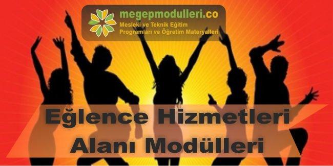 eglence hizmetleri alani megep modulleri