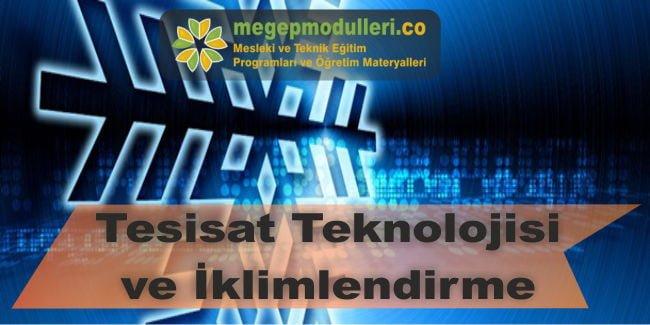 tesisat teknolojisi ve iklimlendirme