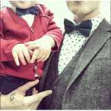 Tom Fletcher Buzz Bow Tie Instagram Megan Fisher Freelance Journalist