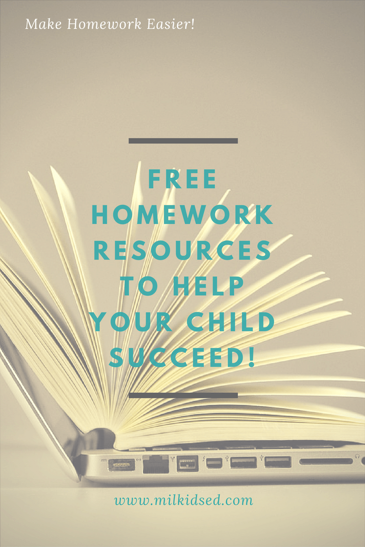 Get free homework resources to help your child! Never struggle with homework again! | Meg Flanagan, MilKids Ed | Make the K-12 Journey Easier | Join the MilKids Ed Email List and get FREE downloads: http://eepurl.com/c1i809