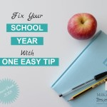 Fix your school year with one simple email tip.