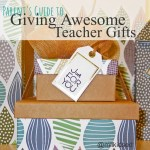 Use these easy ideas to make giving a gift to the teacher so much easier!