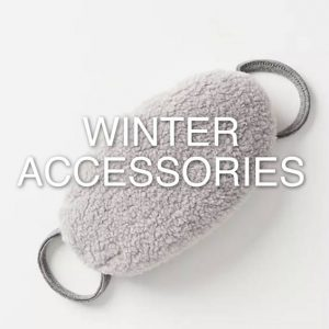 winter sale accessories
