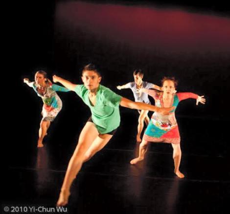 Kazuko Hirabayashi Dance Theater Quartett