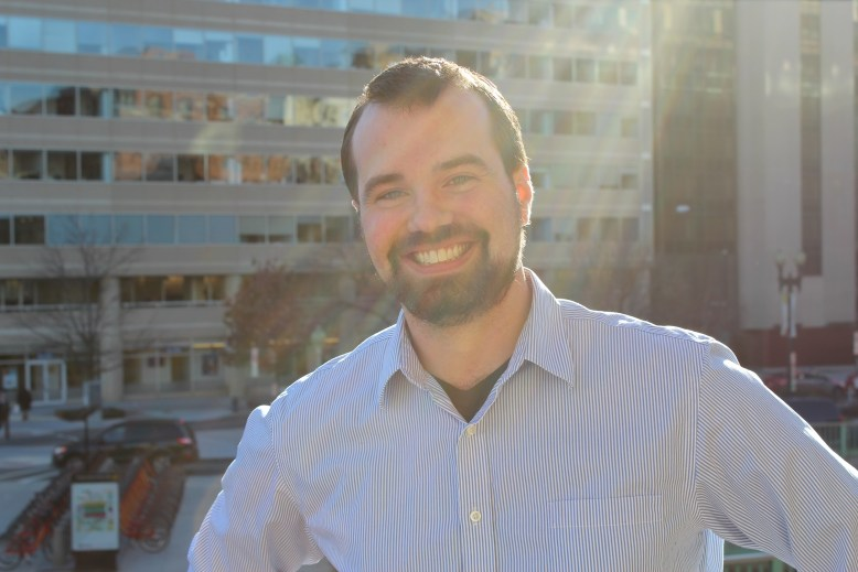 Mike Hamilton is a senior customer support manager at FiscalNote.