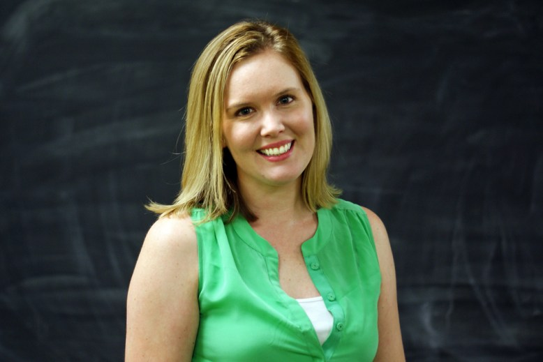 Today's Role Model is Meghan Lazier. Meghan is a UX designer for the U.S. Government.