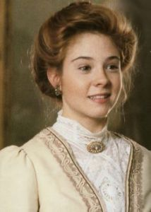 Megan Follows as Anne. There are three movies in this series. The first is perfect. The second is a delight. The third is a travesty which we shall pretend does not exist.